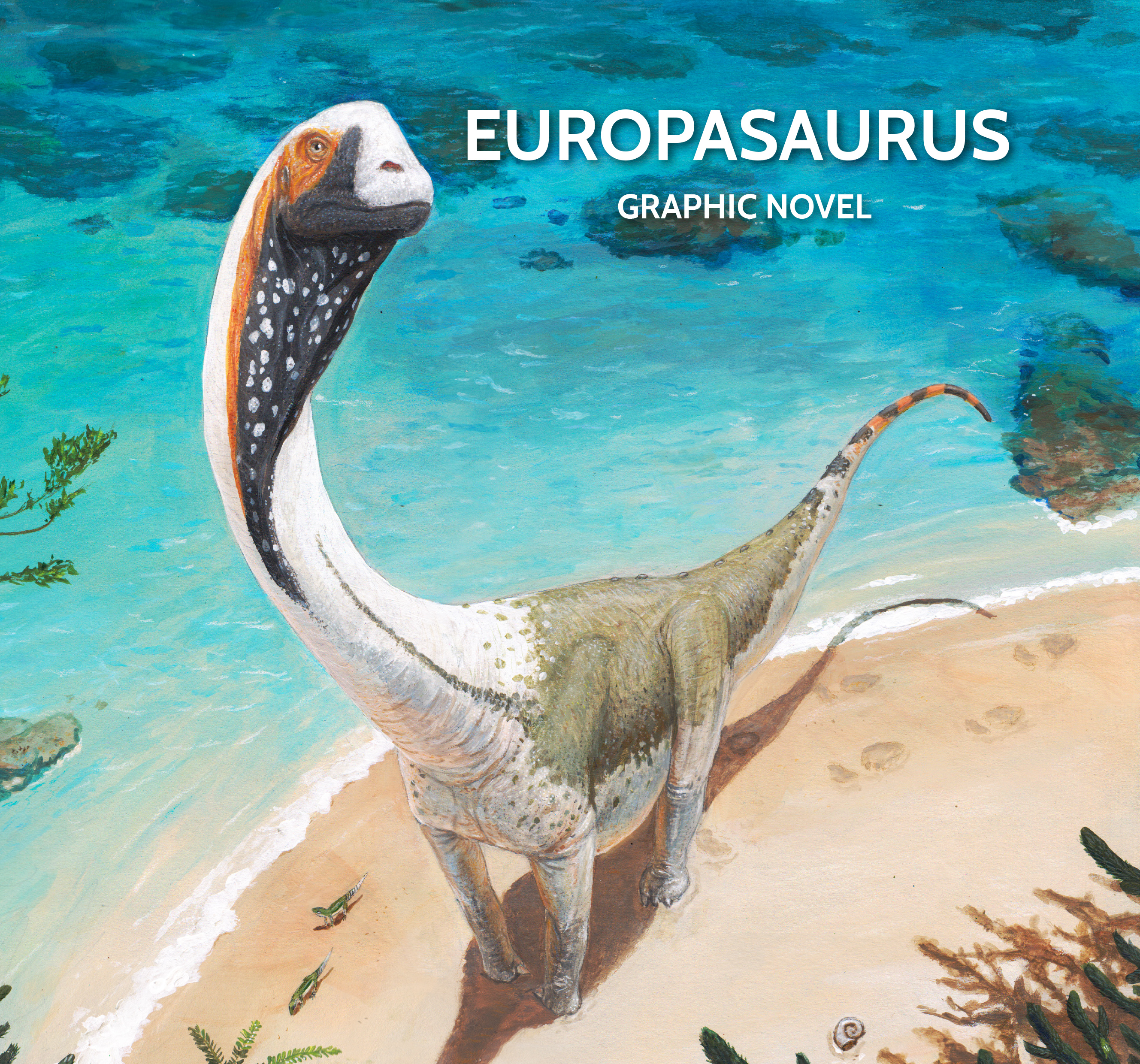 Europasaurus Illustration
