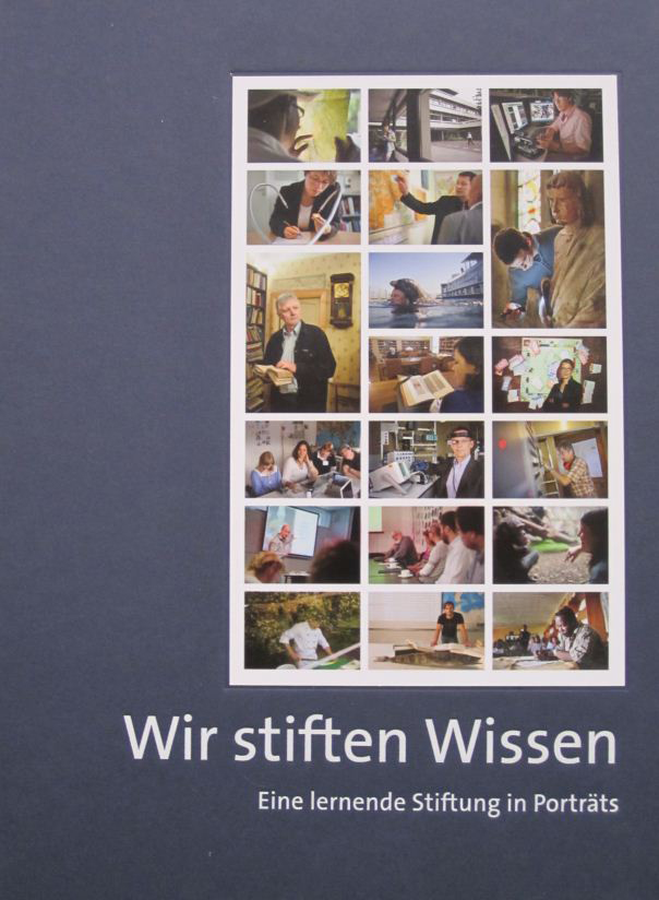 Photo Book 50 years Volkswagen Foundation