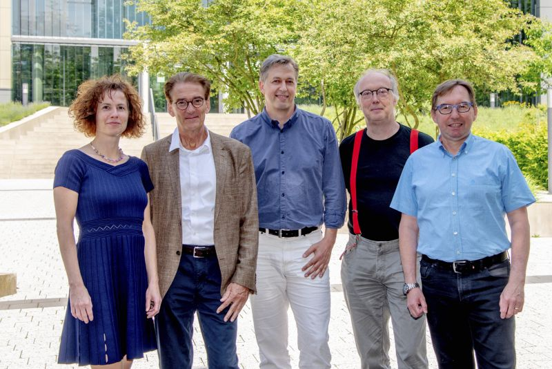 "The research team of the ""Deep Movement Diagnostics"" project"
