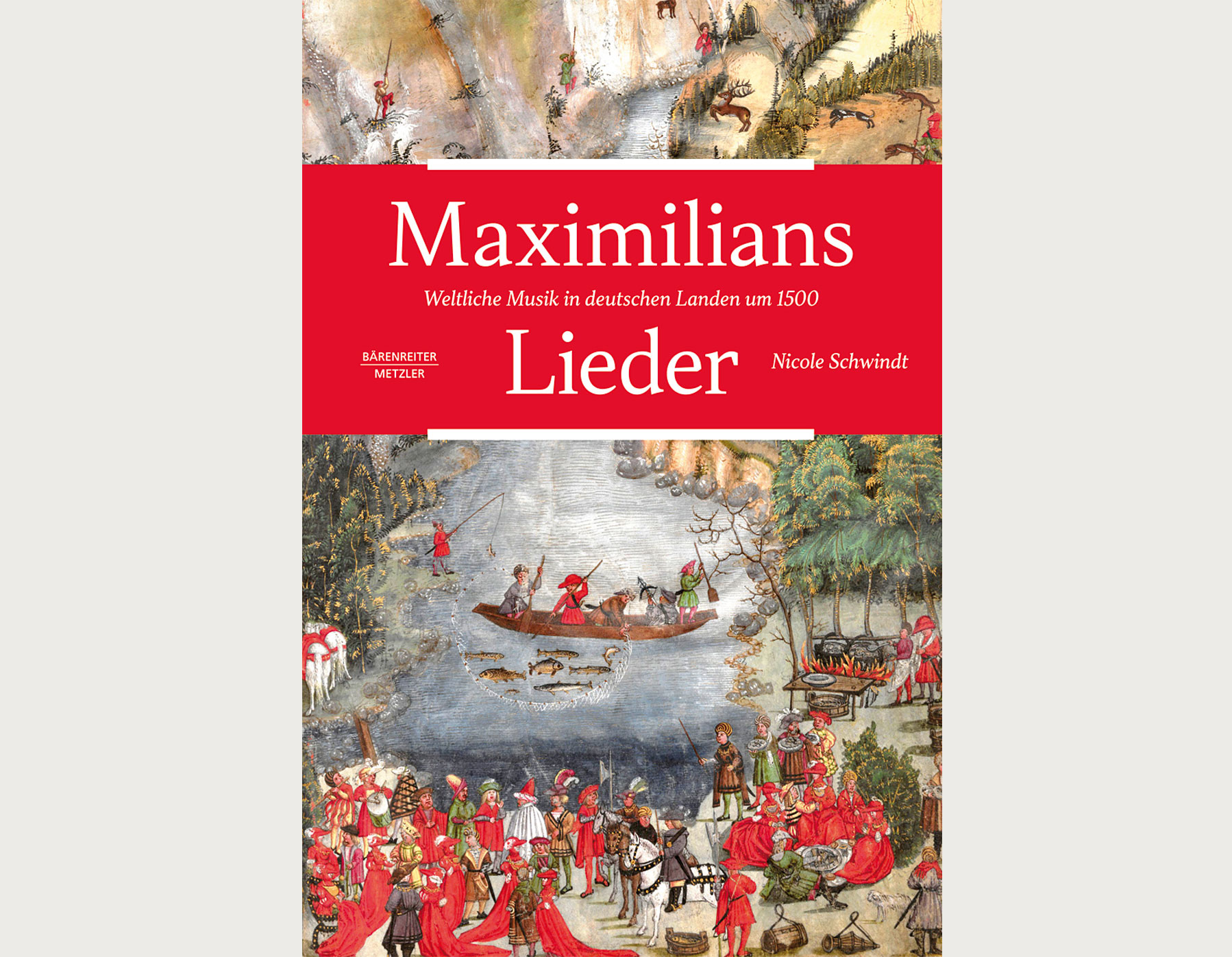 Cover Maximilianslieder