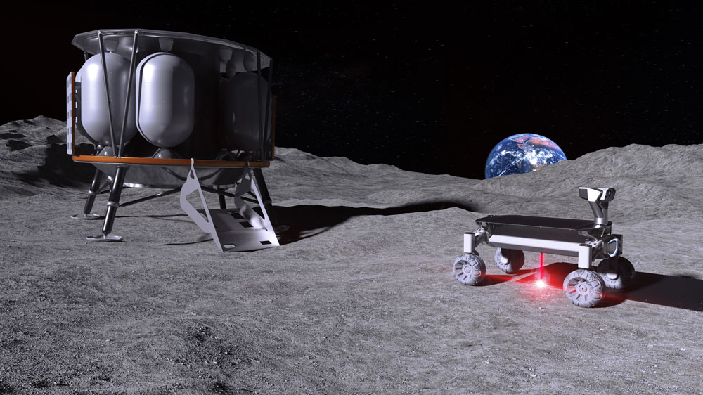 MOONRISE technology in action on the moon
