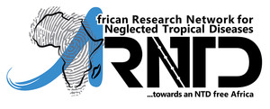 Logo des African Research Network for Neglected Tropical Diseases