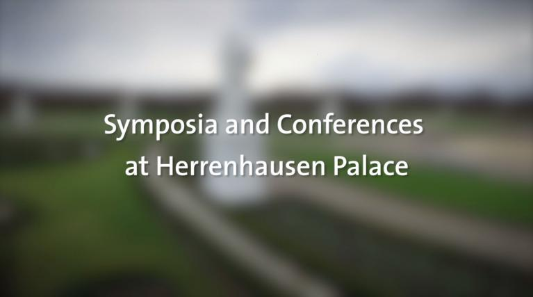 Symposia and Conferences at Herrenhausen Palace