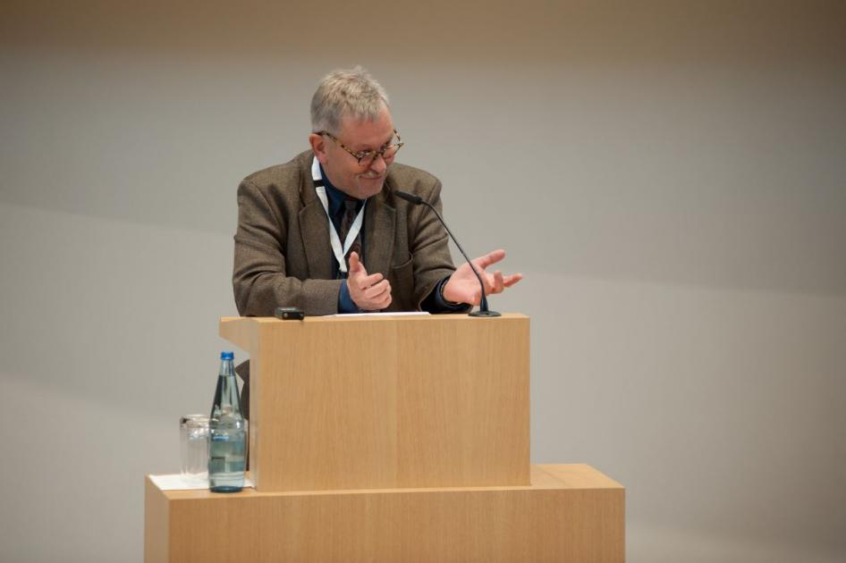 "Stefan Rinke, Free University of Berlin, Germany. ""A drama of humanity at large: Latin America and the First World War""."